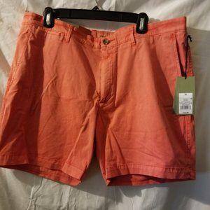 """Goodfellow & Co Pink Shorts 38 Waist 7"""" Inseam NWT"""